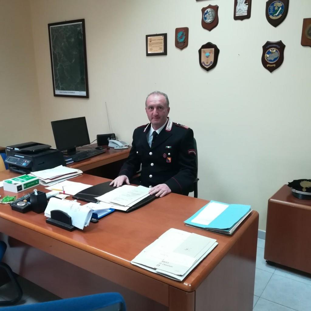Insediato il nuovo Comandante della Stazione CC di Castroreale (ME)