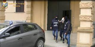 GUARDIA DI FINANZA. Messina: Arrestato pregiudicato per tentata estorsione aggravata dal metodo mafioso e danneggiamento