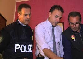 Premiazione Vice Questore aggiunto della Polizia di Stato dott. Daniele Manganaro