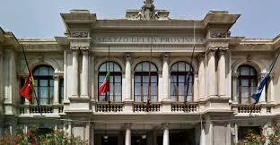 """Palazzo dei Leoni, firmato il protocollo d'intesa finalizzato alla delega per l'ideazione e la progettazione delle opere relative alla realizzazione dello svincolo autostradale """"Santa Teresa-Val d'Agrò"""""""
