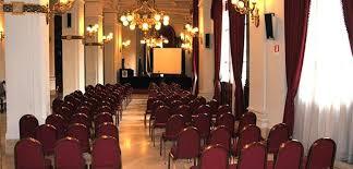 """Palazzo dei Leoni, conferenza stampa di presentazione del progetto """"Messina, la Città Nuova dal Liberty al Razionalismo"""""""