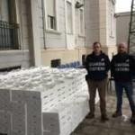 "La Guardia Costiera di Messina sequestra Kg. 1.340 di ""novellame di sardina"""