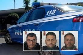La Polizia di Stato di Messina arresta tre tunisini per violazione della normativa in materia di immigrazione