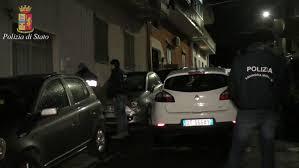 Sgominato dalla Polizia di Stato di Enna e Catania un gruppo criminale di stampo mafioso