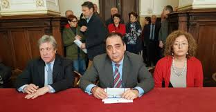 Palazzo dei Leoni, stamane il commissario Calanna ha illustrato le motivazioni della rimessione del proprio mandato nelle mani del presidente Musumeci