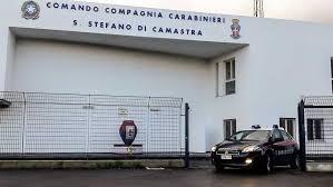 CONTROLLI STRAORDINARI DEI CARABINIERI DI S. STEFANO DI CAMASTRA