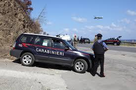 Messina (ME): Frana sull'autostrada A18. I Carabinieri eseguono 3 misure cautelari nei confronti di due dirigenti del Consorzio Autostrade Siciliane e di un imprenditore di Letojanni