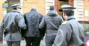 """Roma, operazione """"COLPO GOBBO"""" della Guardia di Finanza"""