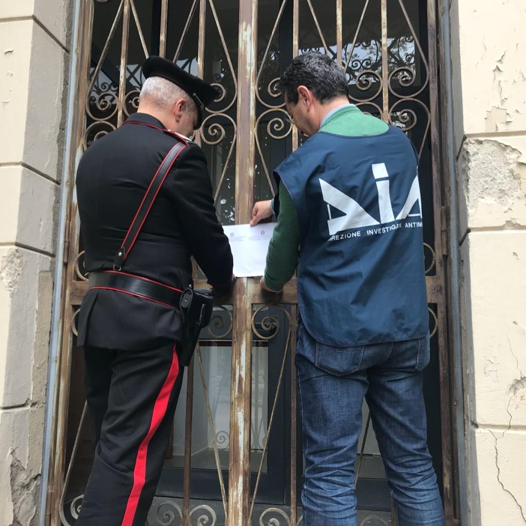 Mafia Barcellonese, Carabinieri e Dia sequestrano 6 milioni di euro di beni all'imprenditore Molino