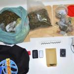 La Polizia di Stato di Messina arresta un giovane per produzione e detenzione ai fini di spaccio di sostanza stupefacente