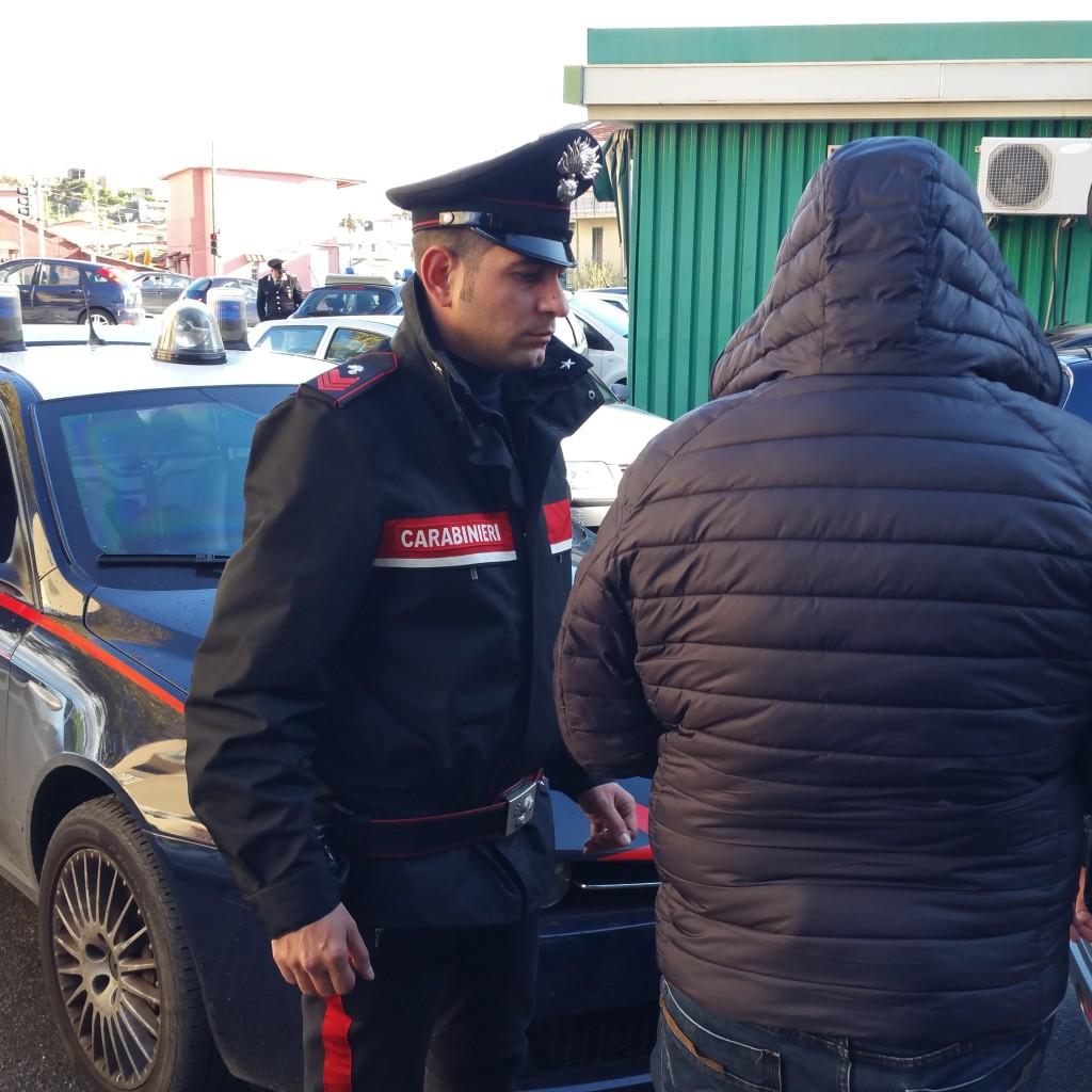 Messina: Detenuto domiciliare si allontana dalla propria abitazione. Arrestato dai Carabinieri del Nucleo Radiomobile