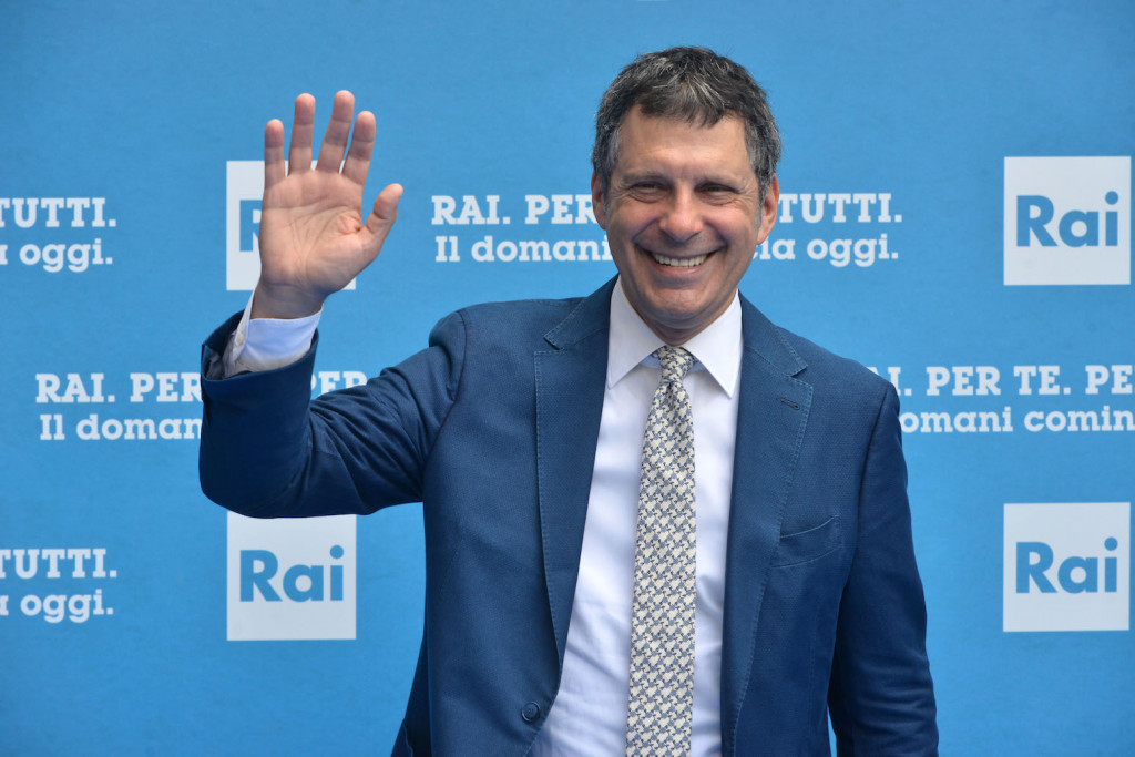 Addio a Fabrizio Frizzi, vero gentleman della televisione