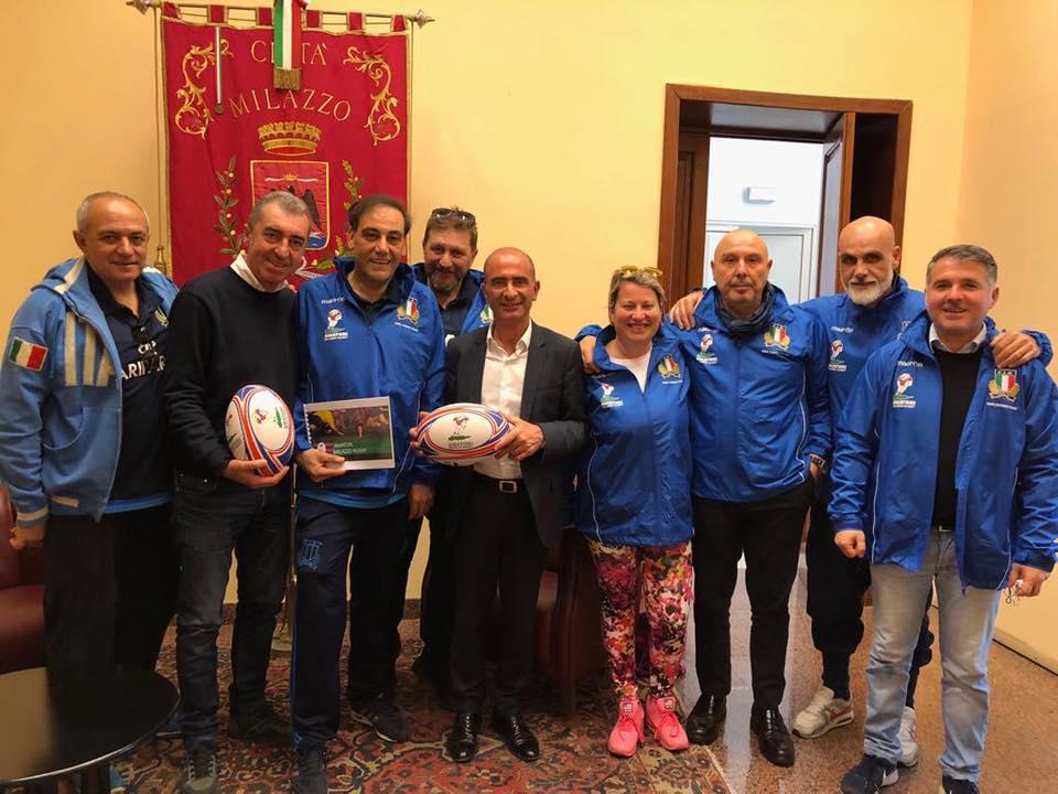 """Amministrazione e società """"Amatori rugby"""" riprendono il dialogo"""