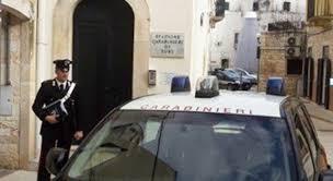 TURI (BA). Incendia un'auto con della benzina, tenta di violare il domicilio e oppone resistenza al controllo. Arrestato dai Carabinieri un 35enne di origini marocchine