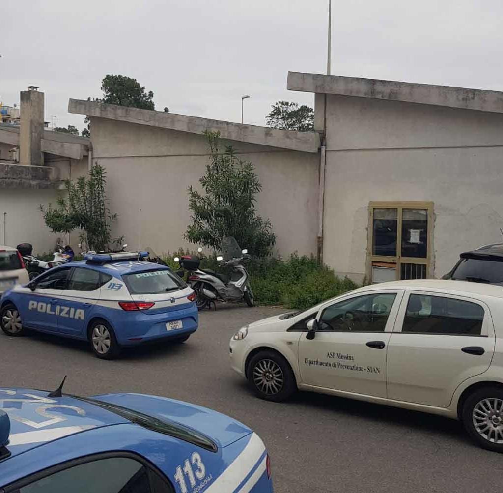 La Polizia di Stato effettua controlli a tappeto. La Questura di Messina torna con Quartieri Sicuri