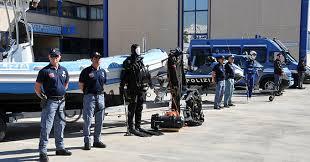 Vasta operazione della Polizia di Stato di Bari