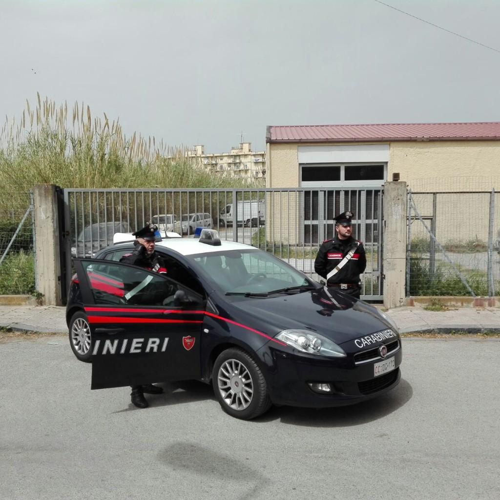 Gualtieri Sicaminò (ME); arrestati dai Carabinieri due giovani per furto aggravato. Ad uno dei due contestato anche le lesioni personali e resistenza a P.U.