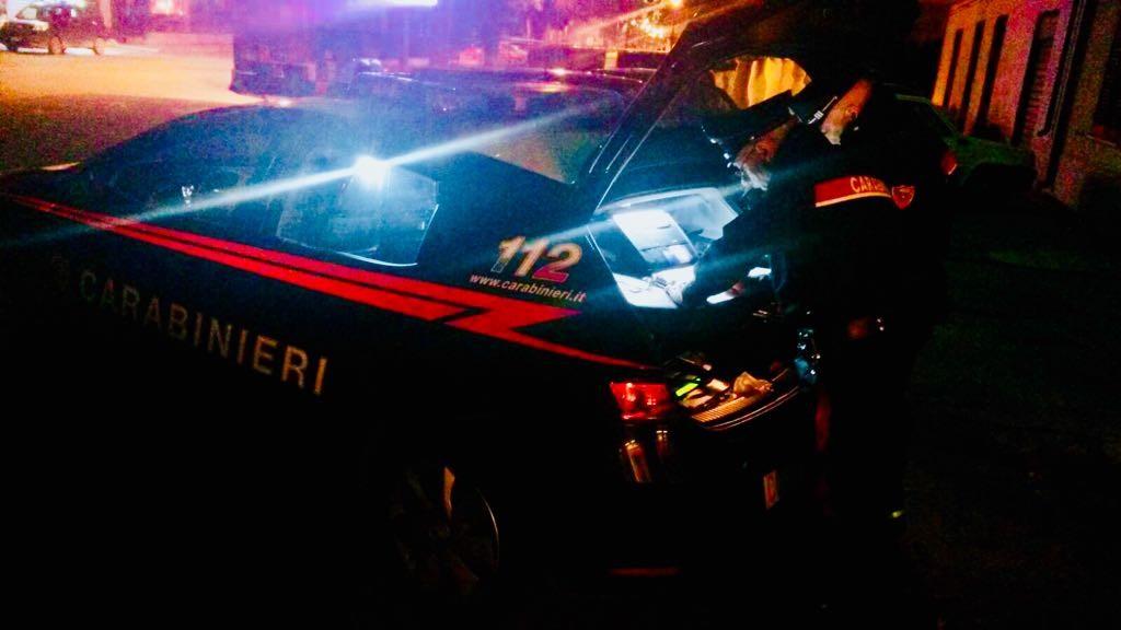Messina (ME): servizio di controllo del territorio dei Carabinieri nel quartiere Giostra: 6 persone denunciate e 5 segnalate alla Prefettura per droga