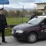 Incendia e danneggia la parte esterna dell'abitazione degli zii e si scaglia contro i Carabinieri intervenuti. Arrestato cittadino di Santa Lucia del Mela