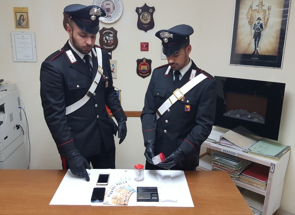 TAORMINA/GIARDINI NAXOS/Gaggi. rafforzati i controlli in citta': due arresti