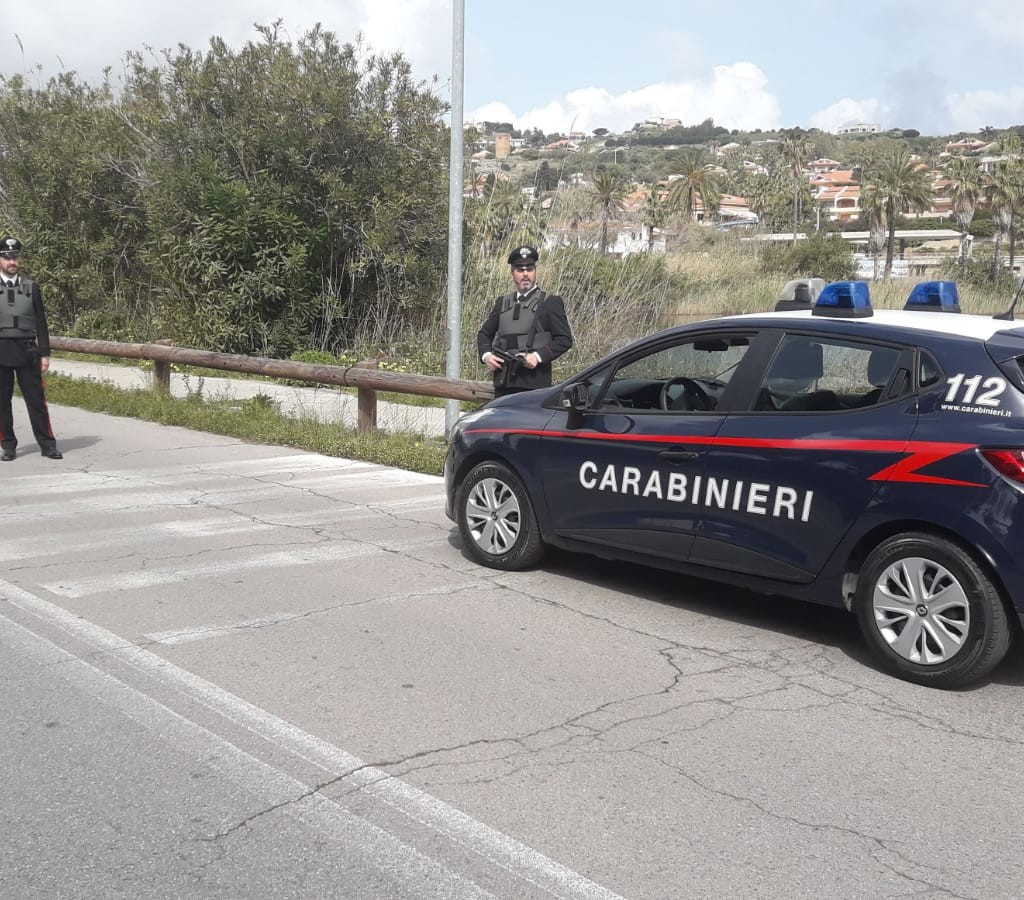 Messina (ME): Picchia la compagna dopo il pranzo di Pasqua: arrestato dai Carabinieri della Stazione di Ganzirri