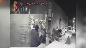 """Operazione """"Keleos"""". Arrestati i responsabili dell´assalto al caveau di Catanzaro"""