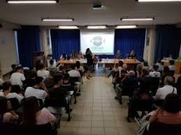 """""""A SCUOLA CONTRO LA VIOLENZA""""   L´OSCAD INCONTRA GLI STUDENTI PRESSO IL PALAZZO DEL MARE DI ROSETO DEGLI ABRUZZI"""
