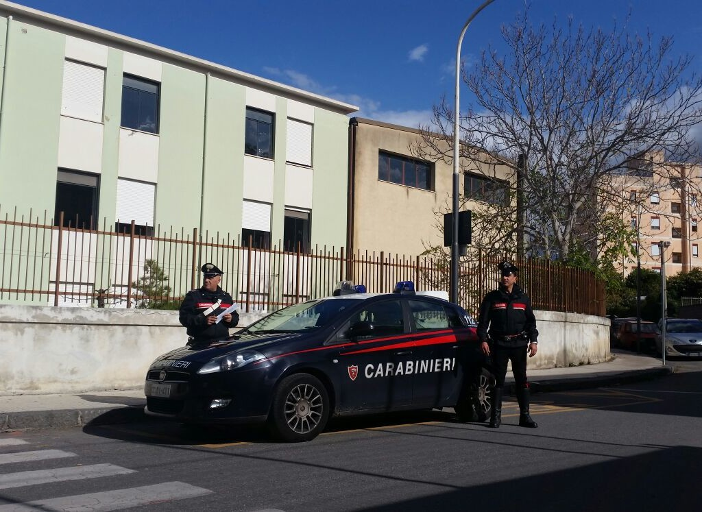 Piraino (ME) Notificato dai Carabinieri provvedimento di divieto di avvicinamento alla persona offesa per atti persecutori