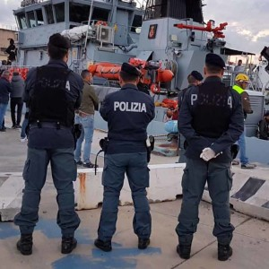 Sbarco del 25 aprile a Messina. La Polizia di Stato arresta cittadino tunisino