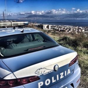 Polizia di Stato di Messina, due denunce