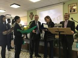"""Conferimento """"Premio Romei 2018"""" alla Polizia Postale e delle Comunicazioni"""
