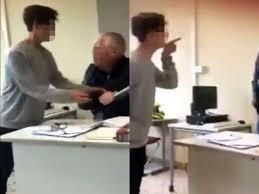 Studenti violenti di un Istituto di Lucca nei riguardi del professore indagati e perquisiti dalla Polizia di Stato