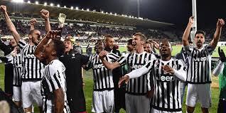 La Juventus entra nella Leggenda