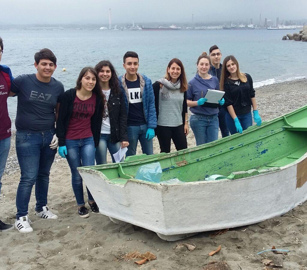 Progetto Ispra con gli studenti delle scuole