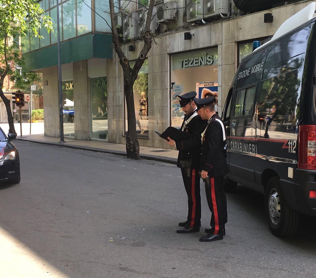 Messina: Nel week end presidio dei Carabinieri del Comando Provinciale a piazza Cairoli