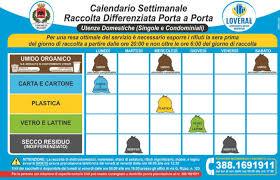 Il nuovo calendario della raccolta differenziata a partire dal primo giugno a Milazzo