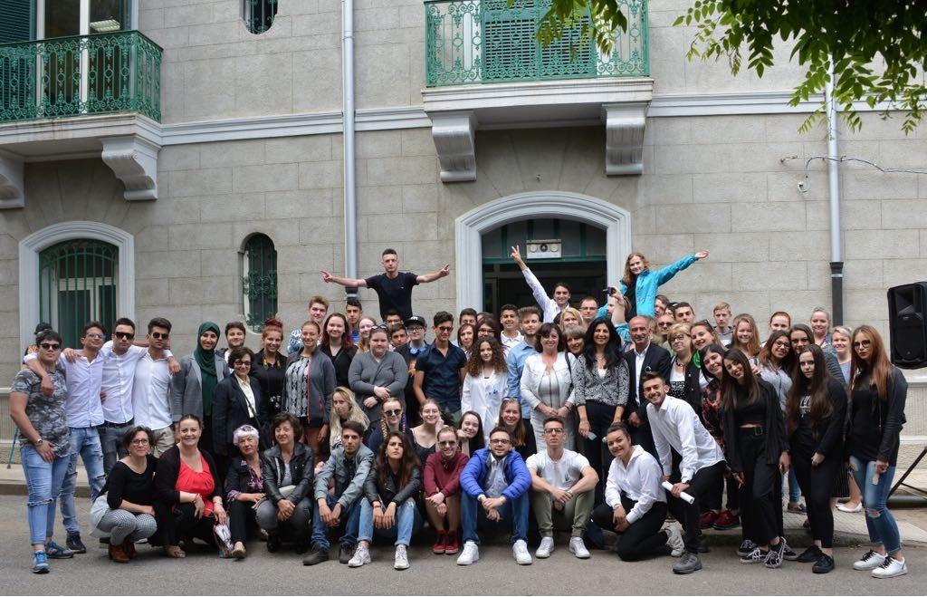 Progetto Erasmus, il saluto del sindaco di Milazzo agli studenti di Norvegia e Repubblica Ceca