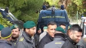 """GUARDIA DI FINANZA FOGGIA:OPERAZIONE """"MERCANTI NEL TEMPIO"""""""