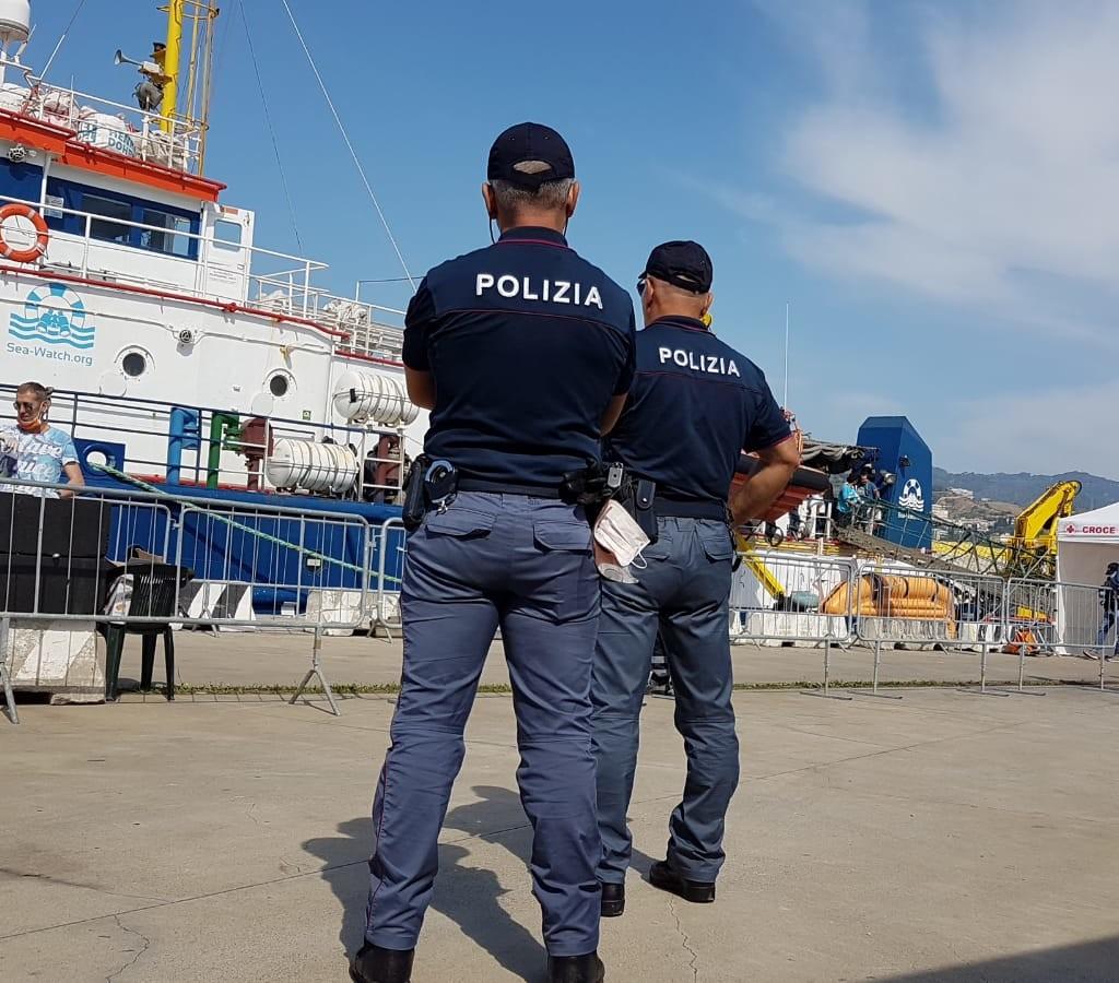 La Polizia di Stato arresta sudanese. Aveva tentato di ritornare in Italia nonostante destinatario di decreto di espulsione. A procedere la Squadra Mobile della Questura di Messina