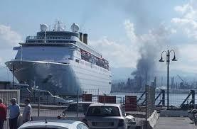 Domenica 20 arriva a Milazzo un'altra nuova nave da crociera