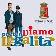 """""""PretenDiamo Legalità, a scuola con il Commissario Mascherpa"""""""
