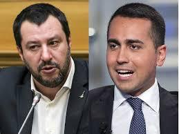 Salvini-Di Maio: due dilettanti allo sbaraglio