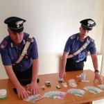 I Carabinieri della Stazione di Barcellona hanno arrestato un giovane per detenzione ai fini di spaccio di sostanze stupefacenti