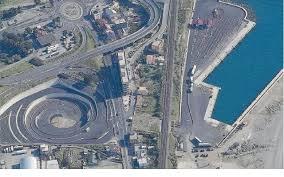 Messina, porto di Tremestieri