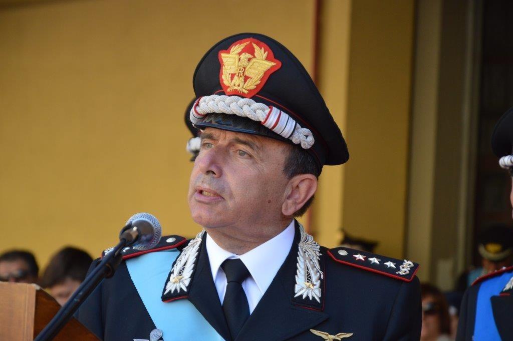 Il 204° anniversario della fondazione dell'Arma dei Carabinieri