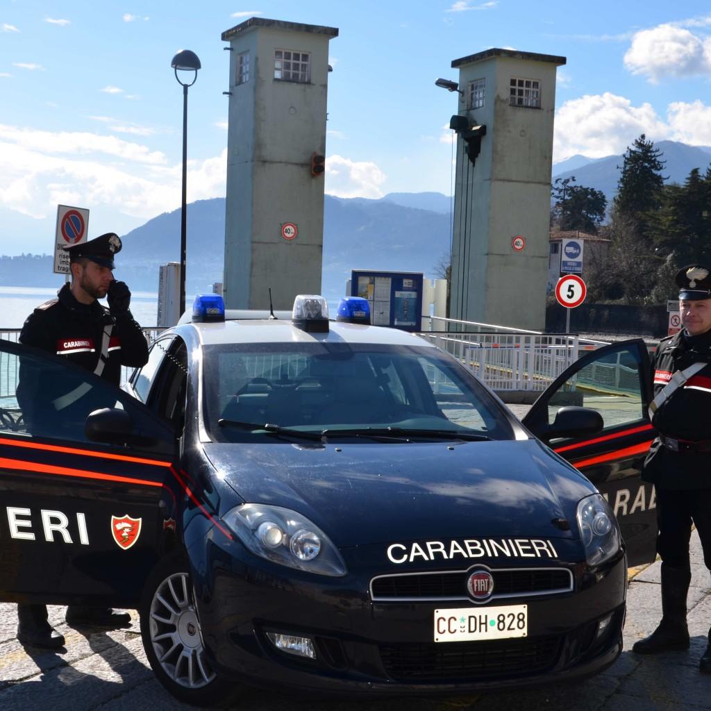 Menaggio: identificato e denunciato in stato di arresto giovane italiano, autore, in Porlezza, di spaccio di sostanze stupefacenti