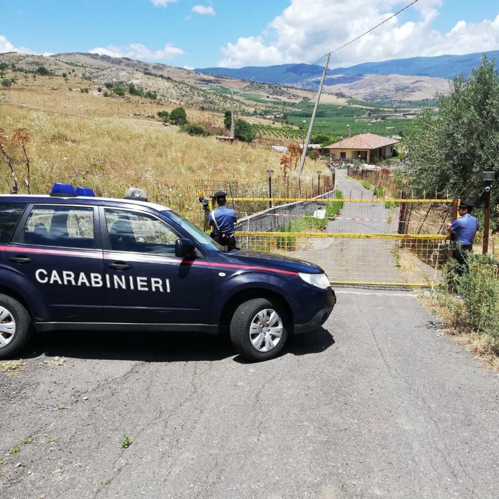 CESARÒ (ME): confiscati beni per un valore di €300.000,00 ad esponente di spicco del clan ercolano-santapaola