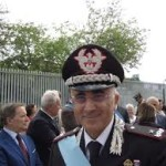 Intervento cerimonia cambio Comandante Legione  (Gen. B. Rosario Castello) Carabinieri Basilicata