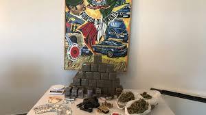 GUARDIA DI FINANZA PALERMO: ARRESTATO GROSSISTA DI DROGA IN ZONA POLICLINICO A PALERMO