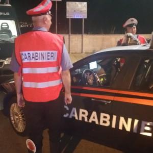 """Carabinieri Messina: Controllo della """"movida"""" messinese nel fine settimana"""